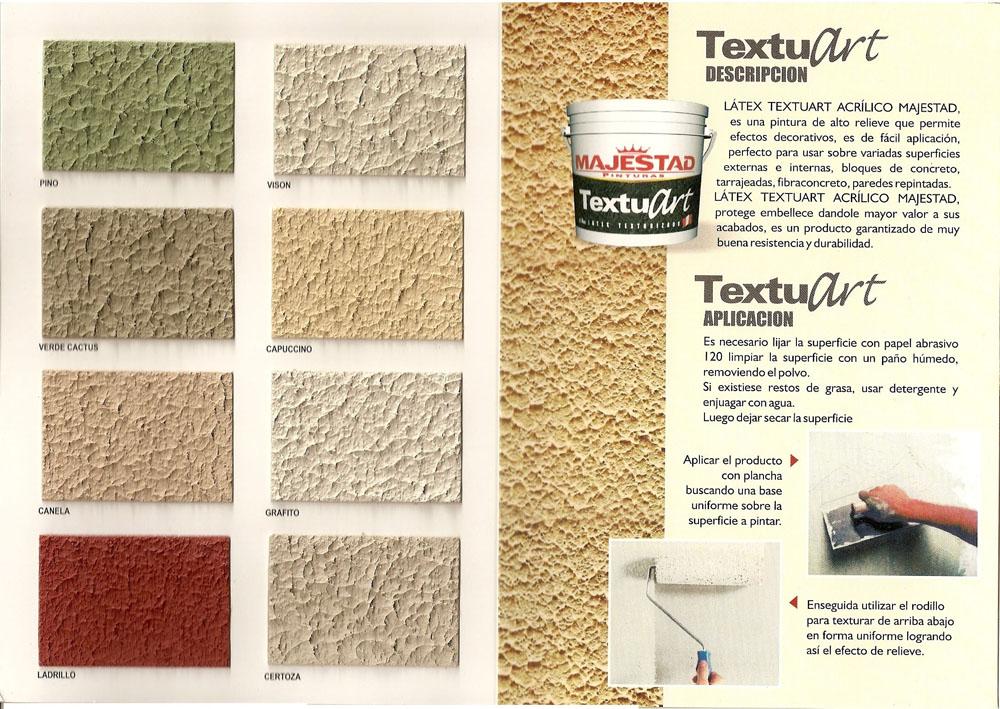 Todo pinturas industriales y decorativas carta de colores - Carta colores pintura pared ...