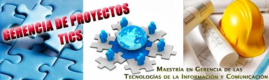 GERENCIA DE PROYECTOS TICS