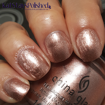 China Glaze - Desert Escape: Meet Me in the Mirage | Kat Stays Polished