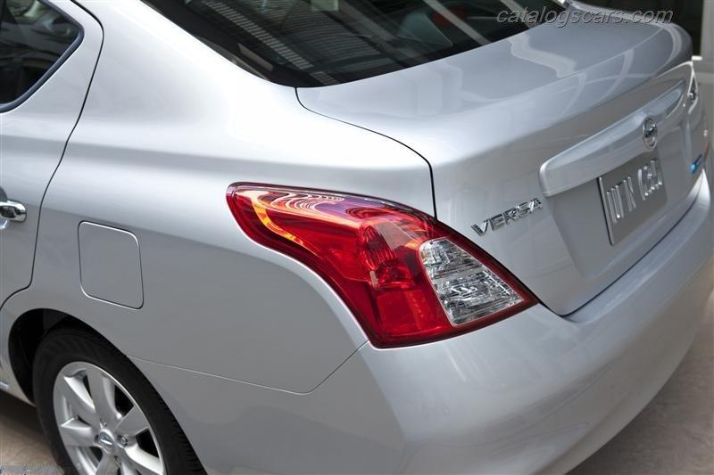 صور سيارة نيسان فيرسا 2012 - اجمل خلفيات صور عربية نيسان فيرسا 2012 - Nissan Versa Photos Nissan-Versa_2012_800x600_wallpaper_10.jpg