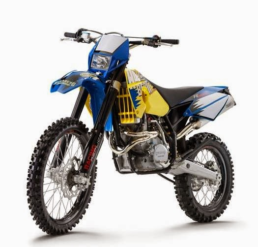 Husaberg FE 550 Enduro New Motorcycles