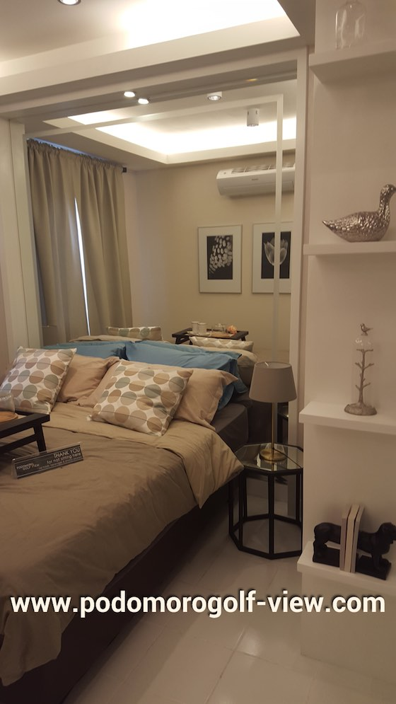 Foto Show Unit Apartemen Podomoro Golf View Apartment - 2BR