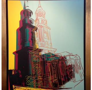 Image: Hamburger Michel, 1980, by Andy Warhol