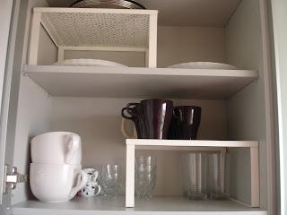 Ikea arrumação cozinha