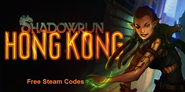 Shadowrun: Hong Kong Key Generator Free CD Key Download