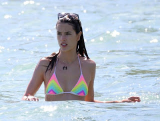 Alessandra Ambrosio, Alessandra Ambrosio bikini, St. Barts, St. Barts travel review, St. Barts luxury hotels, St. Barts luxury travel, St. Barts vip travel tour