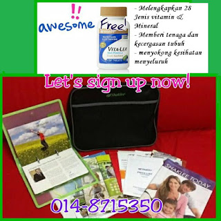 Opportunity in Shaklee; Change to a better lives; financial freedom; Time freedom