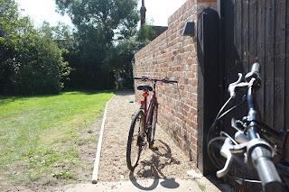 photograph bike