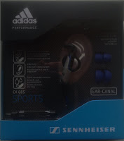 Sennheiser CX685 Sports Transportbox