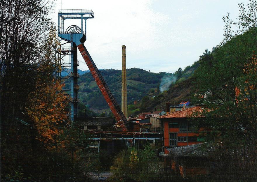 Pozo San Inocencio, Turón