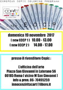 CORSO COPIC NEW ECCP A ROMA