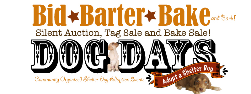 Bid, Barter, Bake and BARK!