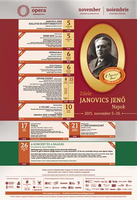 Janovics-napok Kolozsváron