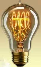 """Лампа Эдисона """"стандартная"""""""