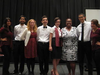 NSCS Officers and Advisor