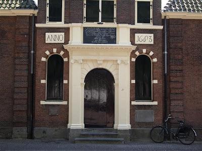Hospicio Jean Pesijnhofje en Leiden