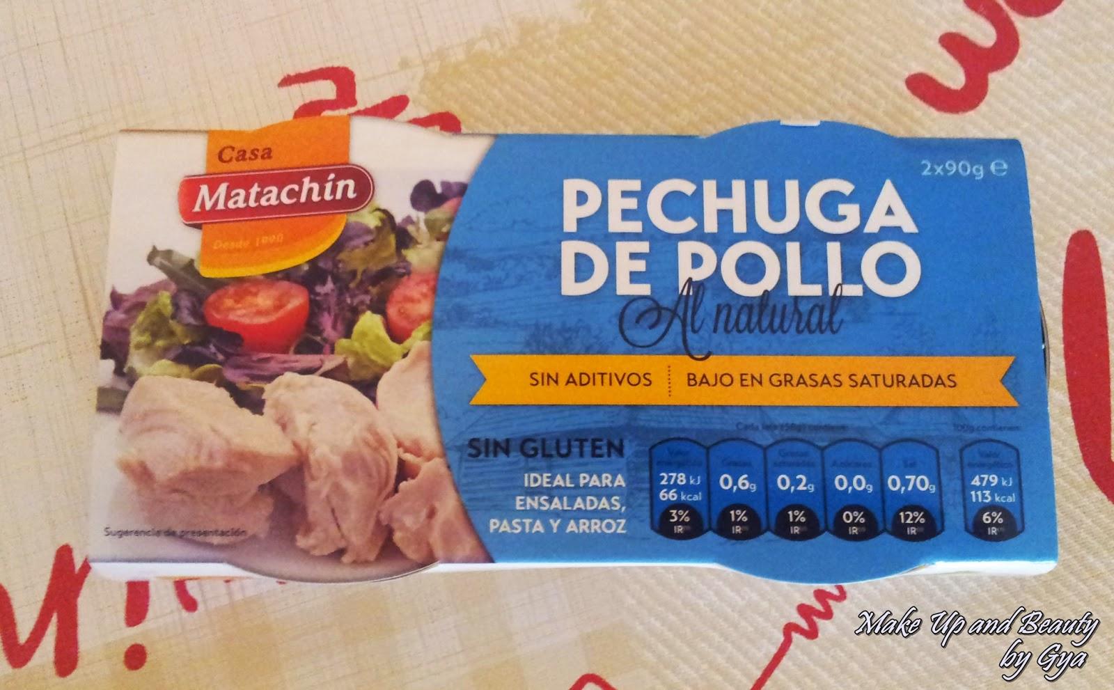 Pechuga de Pollo Casa Matachín