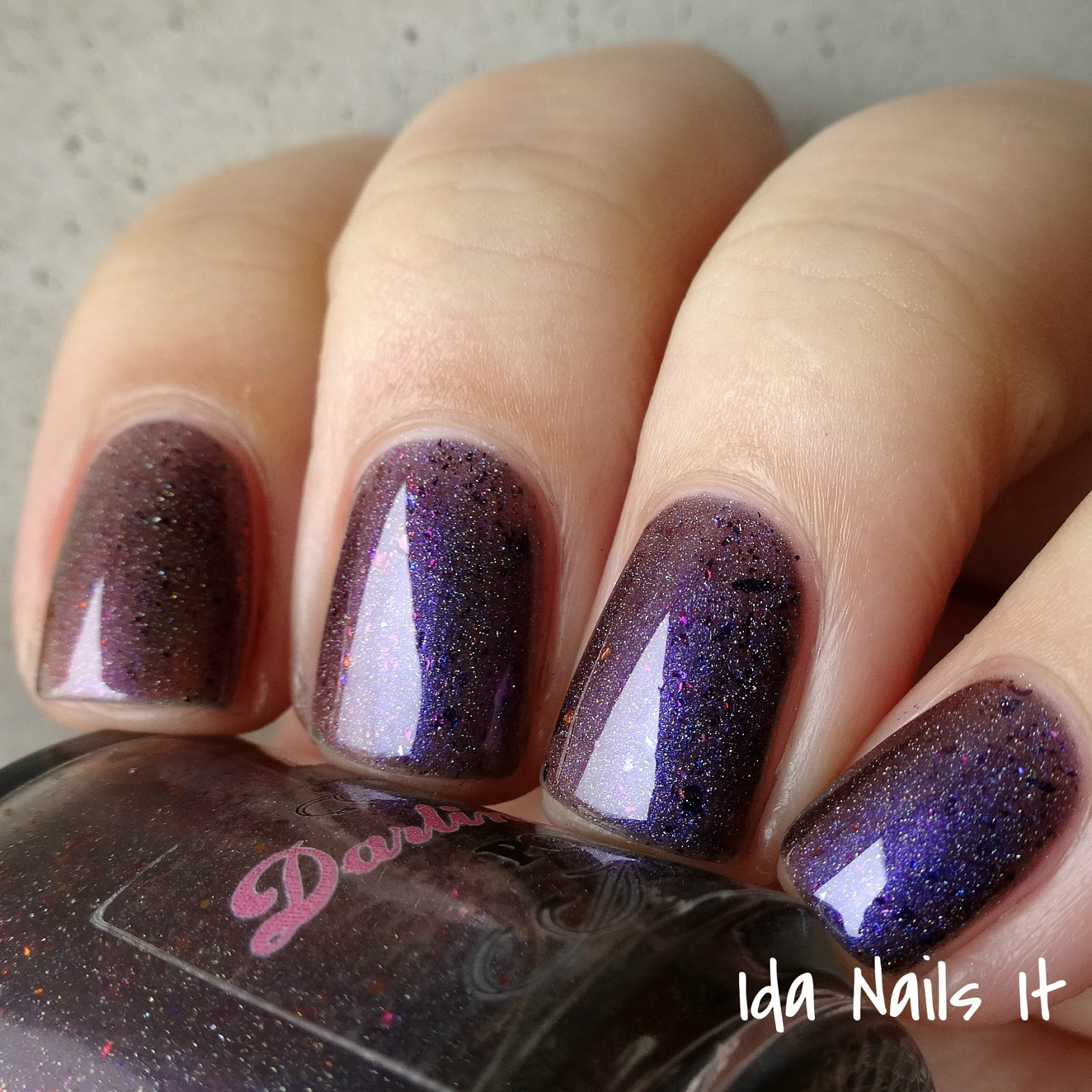 Ida Nails It: Darling Diva Polish The Force Collection: Swatches and ...