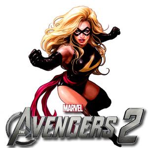Ms. Marvel en los Vengadores 2