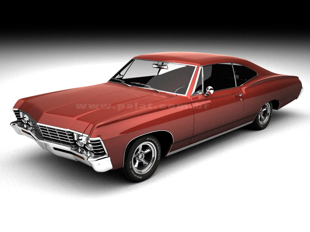 1967 Chevrolet Impala WIP 4