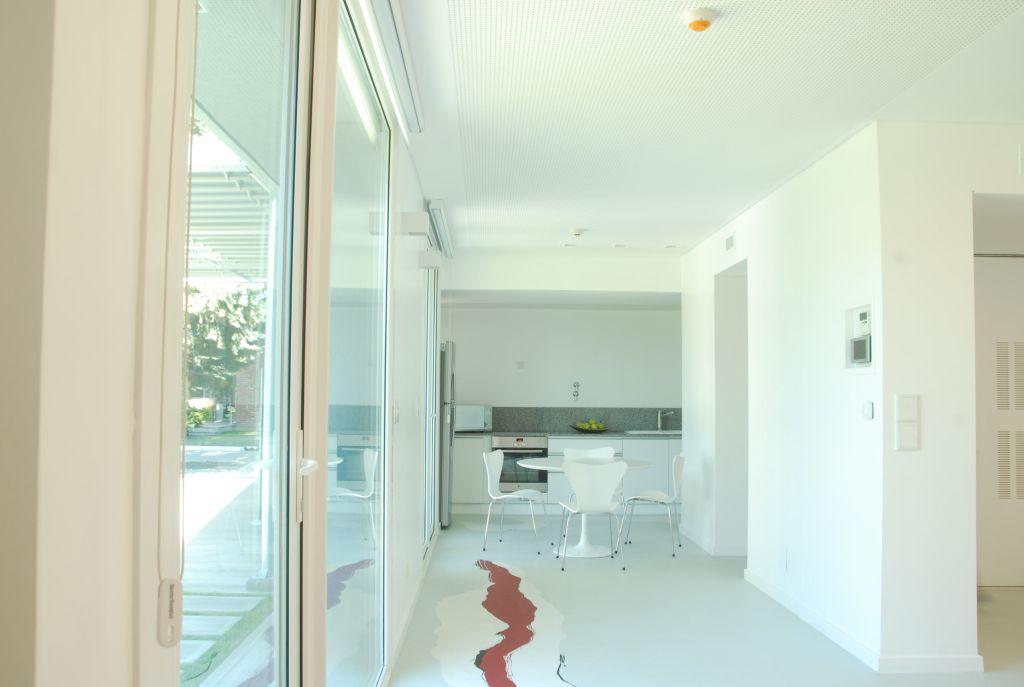 Vivo arquitectura eficiencia energ tica en la casa e for Moderni piani casa icf