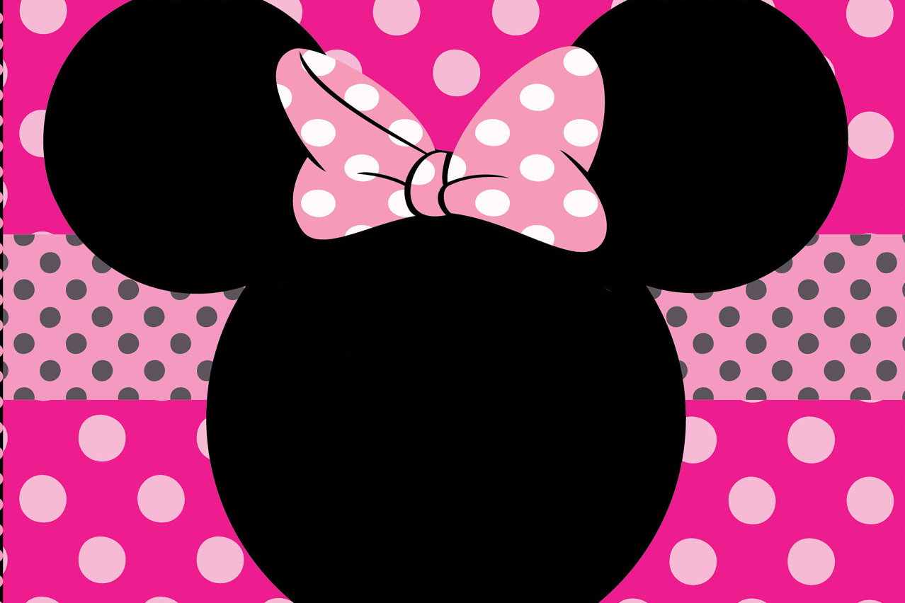 Baby Minnie Mouse Border Clip Art