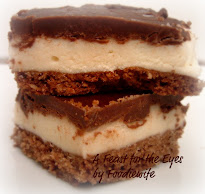 Nanaimo Bar Cookies