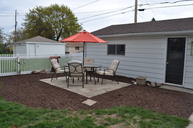 carri home diy paver patio
