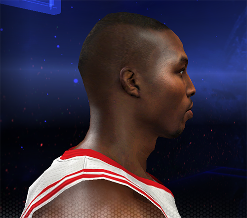 NBA 2K14 Dwight Howard Mohawk Hair