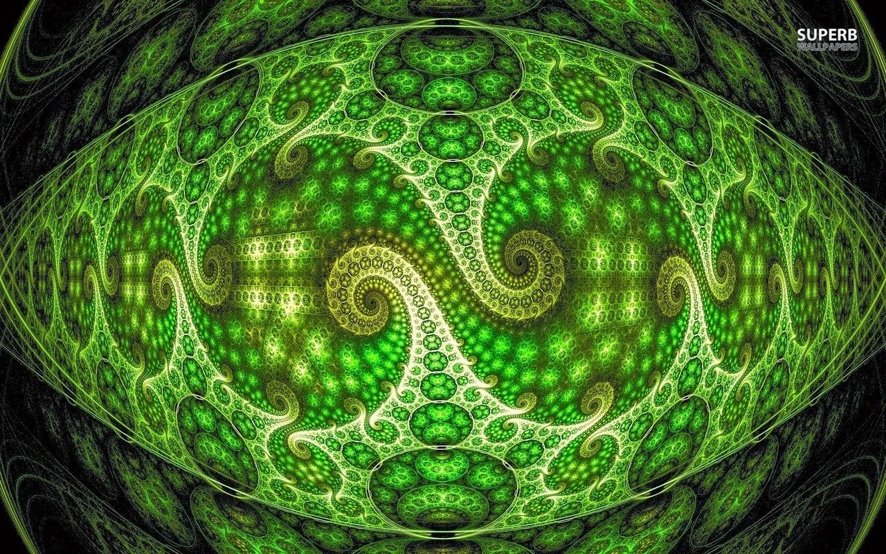 Neon Green Designs