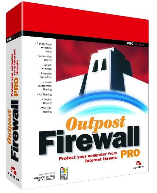 Фаерволлы) скачать торрент outpost firewall pro 9.1 () final x86. . Outpos