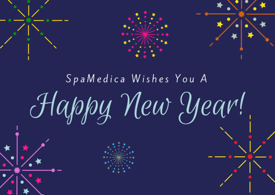 Happy New Year From SpaMedica