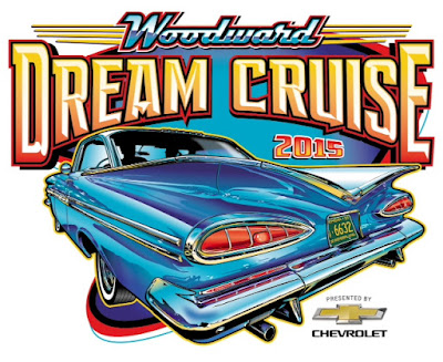 Chevrolet to be Presenting Sponsor of Woodward Dream Cruise for Fifth Year