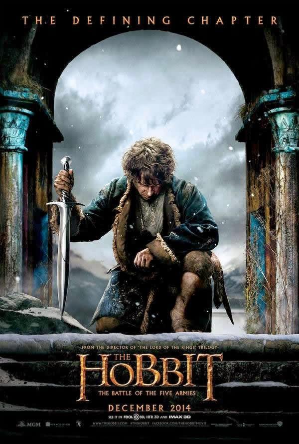O Hobbit: A Batalha dos Cinco Exércitos – Dublado (2014)