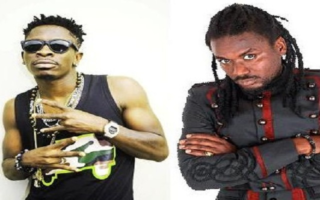 Samini and Shatta Wale resolve differences, hint of collabo