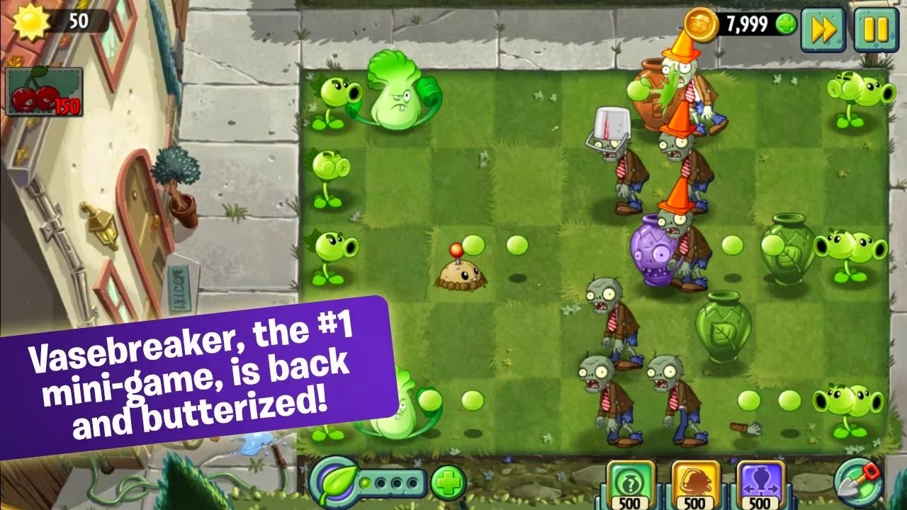 Plants vs. Zombies™ 2 v3.1.1 Mod