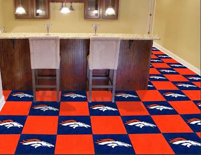 Carpet Tiles Horse