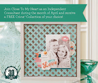 Get a FREE Cricut Cartridge when you Discover the Art of Business