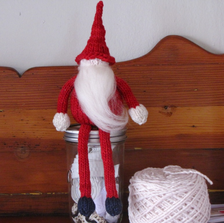 Christmas Gnome Pattern Archives Natural Suburbia Adorable Christmas Gnome Pattern