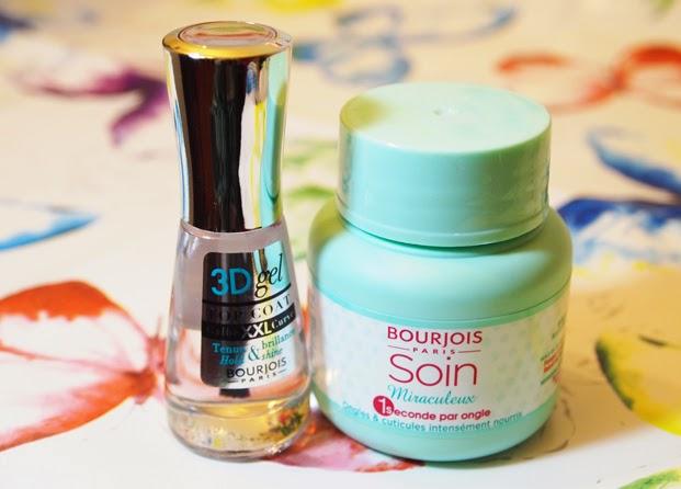 Bourjois Top Coat Gel 3D