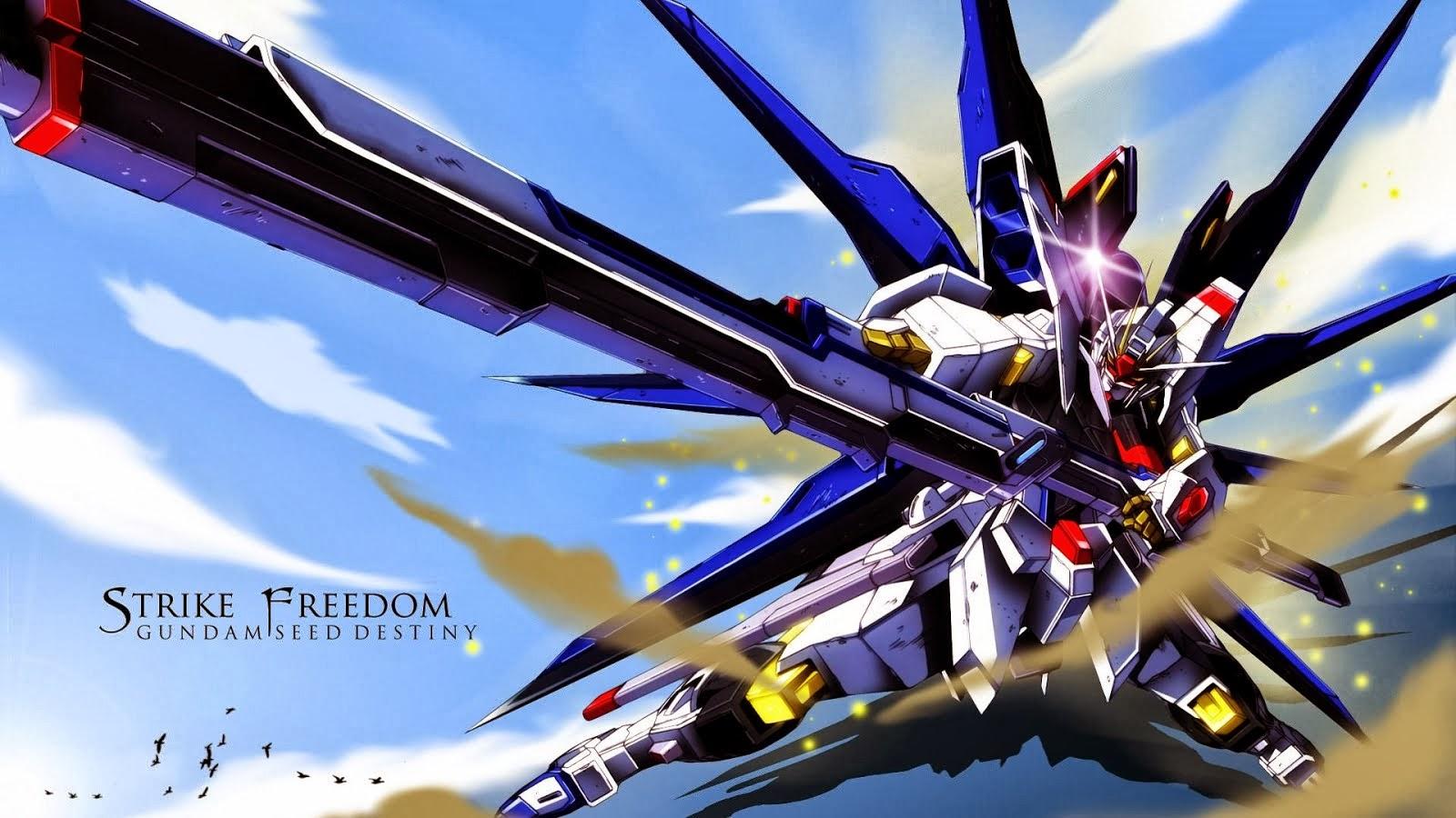 Gundam Striek Fredom