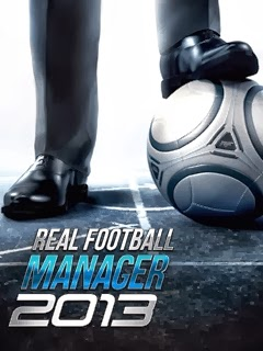 Real Football Manager 2013  Java Games