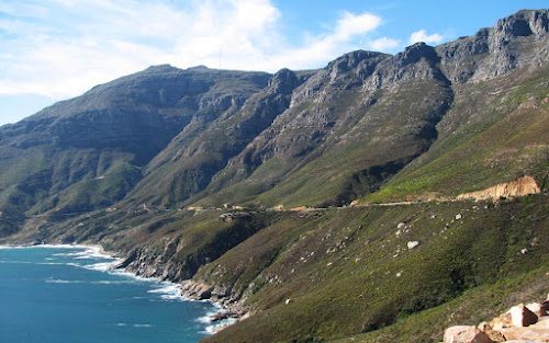 Chapman's Peak Drive – Cidade do Cabo