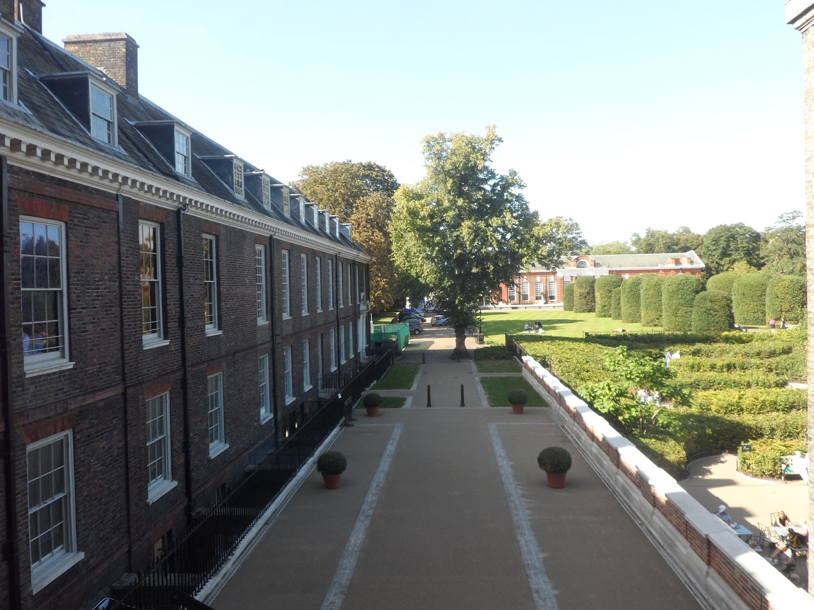 A Visit To Kensington Palace And The Fashion Rules