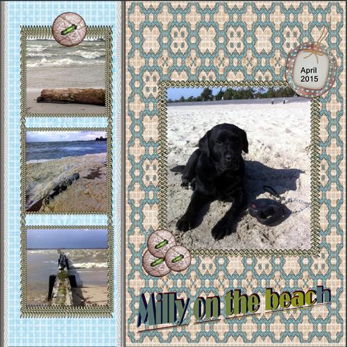 April 2015 - Milly...