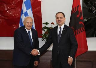 Ερώτηση από τον Χρήστο Παππά για την πρόσφατη επίσκεψη του Προέδρου της Δημοκρατίας στα Τίρανα