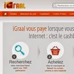 Cashback: gagner de l'argent sur internet avec iGraal