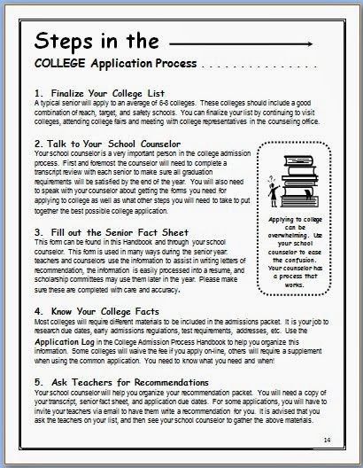 Writing personal essay for college admission karachi