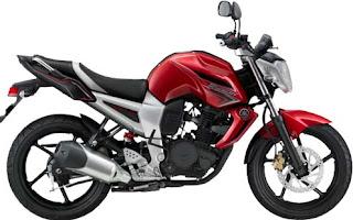 Harga Motor Yamaha Bulan Agustus 2012