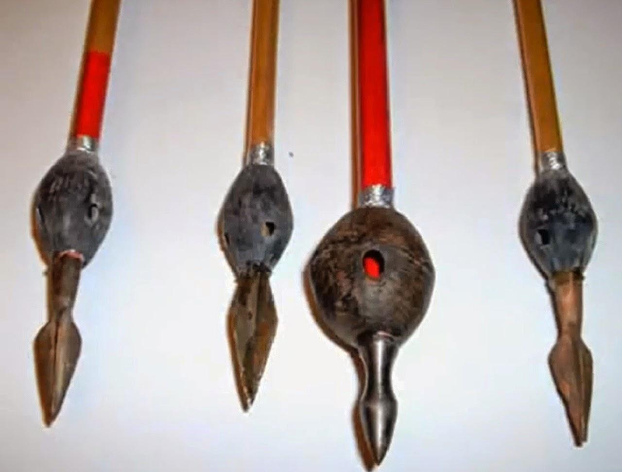 Turkse Fluit Pijlen